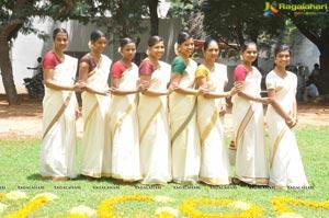 Onam Festival 2012 at Apollo Hospitals, Hyderabad