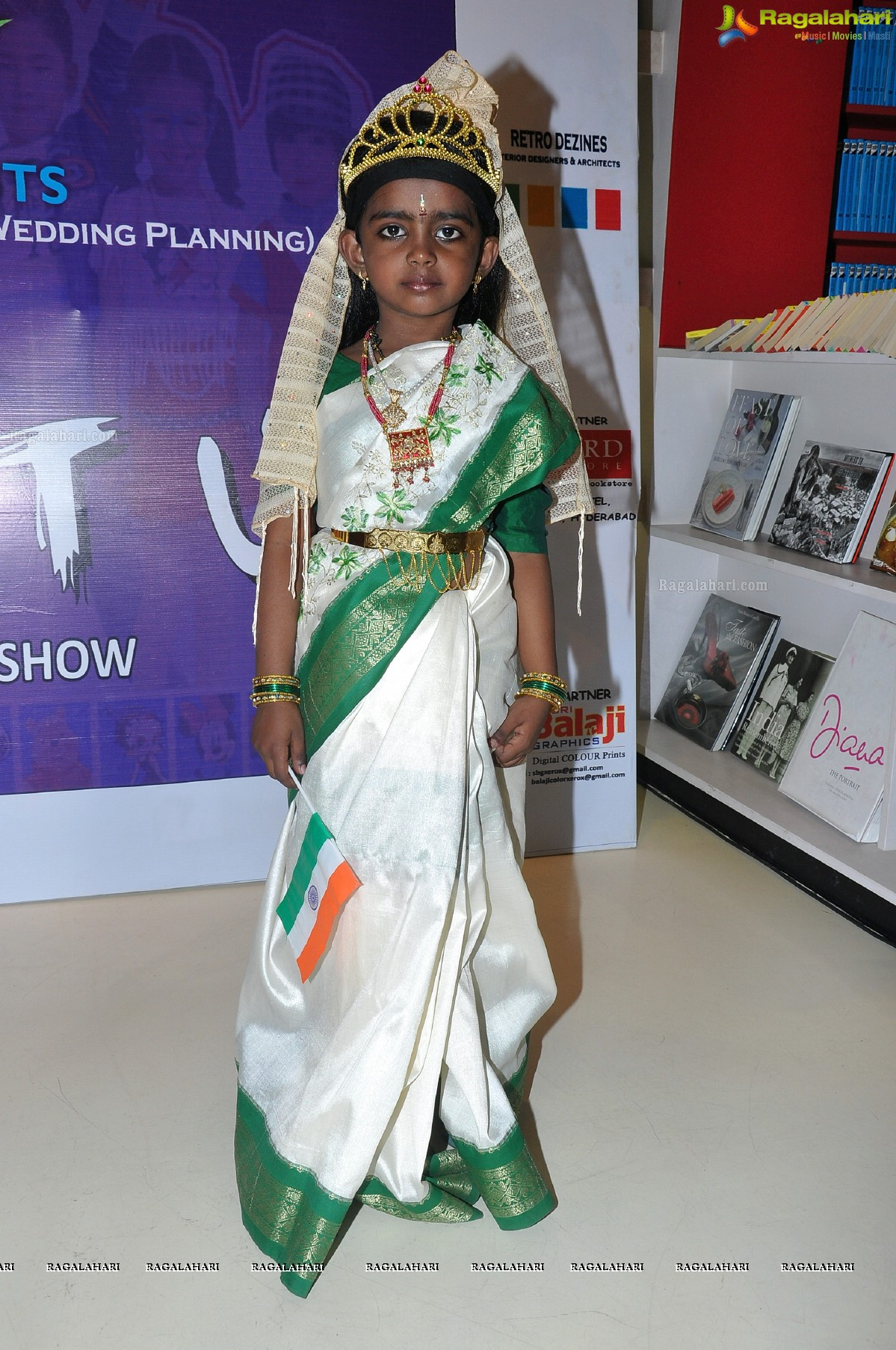 Oxford Bookstore Hyderabad And Retro Events Fancy Dress