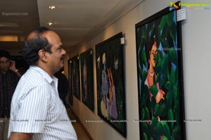 Dr.Snehalatha Prasad Paintings at Muse Art Gallery