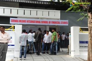 Srinag Medho International School Of Financial Studies Launch