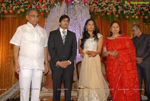 Subhashinis Daughter Pooja Priyanka Wedding Photos