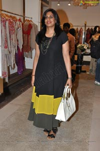 Tarun Tahiliani Cocktail Party at his Hyderabad Design Studio