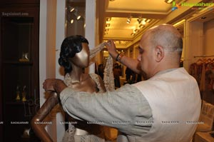 Tarun Tahiliani Design Studio Launch, Hyderabad