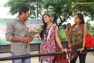 Chaitanya Nelli, Prakruti Gaja Donga Movie Stills