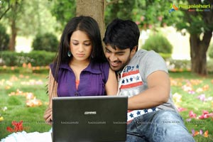 Mangam Srinivas Reshma Love Cycle Stills