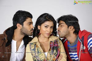 Nuvva Nena Shriya Sharwanand Photo Session