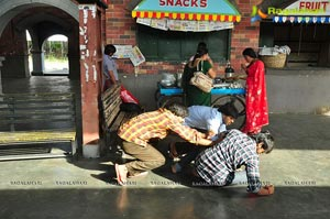 Krishna Maya Railway Station Stills