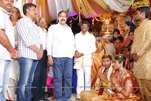 Anand Prasad Daughter Wedding