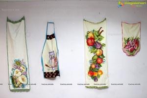 Painting Exhibition at Tourism Bhavan