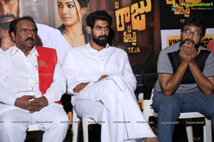 Nene Raju Nene Mantri Success Meet