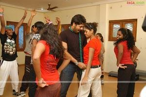 Santosham Film Awards 2009 Rehearsala
