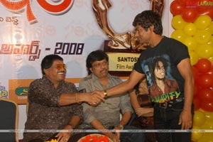 Santosham Film Awards 2008 Press Meet
