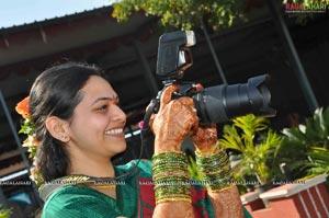 Artist Sharavan Wedding