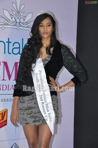 Femina Miss India South 2011 Winners Press Conference