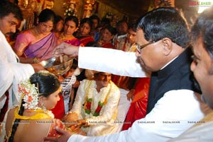 MLA Katasani Ram Bhupal reddy Daughter Marriage