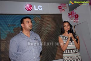 LG Cinema 3D Game Festival Launch