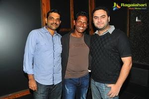 Master Jackson & Choreographer Vijay Birthday Party