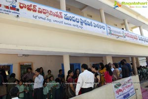 Nadendla Manohar Launches 1st Model School