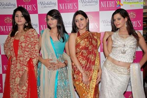 Neeru's Wedding Collection 2012 Launch