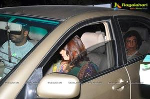 Ram Charan Tej-Upasana Kamineni Engagement FUnction