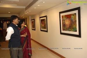 Ramesh & Gangadhar Art Exhibiton at Muse Art Gallery