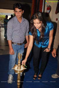 Rashmi Gautham Launches Silk of India Expo 2011