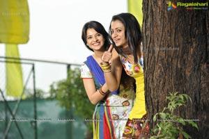 Venkatesh, Trisha, Saloni