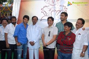 Aadi-Srihari Film Muhurat