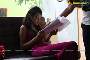 Masti Working Stills