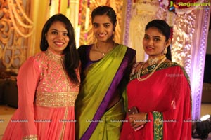 Vinayak and Veena Wedding