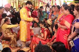 Vinayak and Veena Wedding