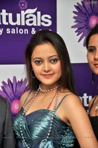 Naturals Launched By Shashank