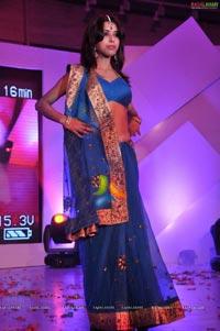NRI Couple Ravindra-Anupama Son's Ranjith-Rohith Pre Wedding Party Fashion Show