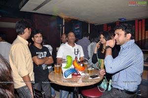 Bottles & Chimney Pub Party - Feb 24 2011