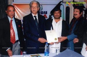 Giribabu gets Doctorate