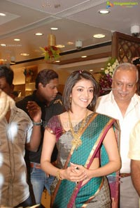 Kajal Launches The Chennai Shopping Mall at Mehdipatnam
