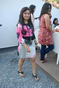 Pink Ladies Club Coffee n Sum Gupshup at Testa Rossa