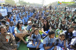 Sakshi Mega Green Walk