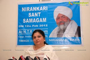 Sant Nirankari Mandal Press Meet