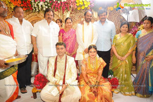 Satyanarayana Brother's daughter marriage