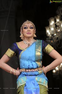 Shobana Dance Performance at Chowmahalla Palace