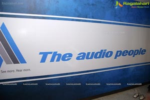 Siddarth Launches The Audio People