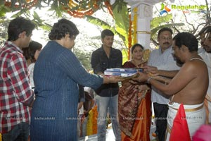 Siddarth-Samantha Film Muhurat