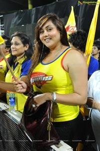 Telugu Warriors-Chennai Rhinos Semi Finals Match