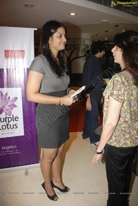 Amala Launches 'The Purple Lotus and other Stories'