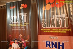 Zakir Hussain Show Curtain Raiser