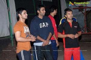 CCL 2013 Telugu Warriors Team