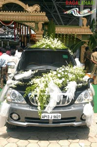 Brahmini-Lokesh Wedding Function