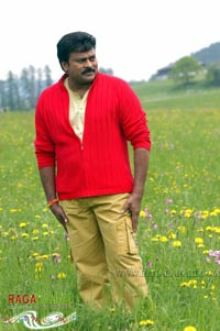 Mega Star Chiranjeevi Photo Gallery from Stalin