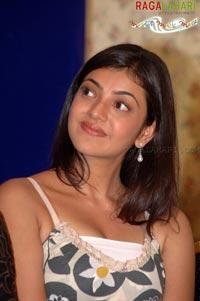 Kajal @ Chandamama Success Meet